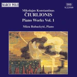 Ciurlionis: Piano Works Vol. 1 Product Image