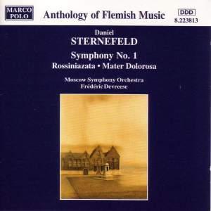 Daniel Sternefeld: Symphony No. 1 Product Image