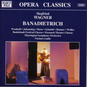 Wagner, S: Banadietrich, Op. 6 Product Image