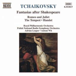 Tchaikovsky: Fantasias After Shakespeare Product Image