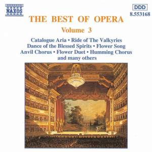 The Best Of Opera Vol 3 Product Image