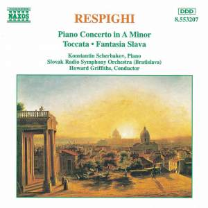 Respighi: Piano Works Product Image