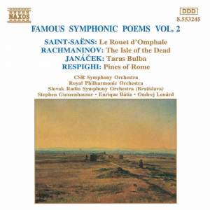 Famous Symphonic Poems Vol. 2 Product Image