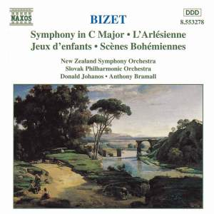 Bizet: Orchestral Music Product Image