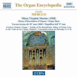 Merulo: Missa Virginis Mariae 'In Annuntiatione Domini' Product Image