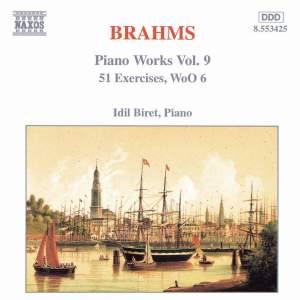 Brahms: Exercises (51), WoO 6 Product Image
