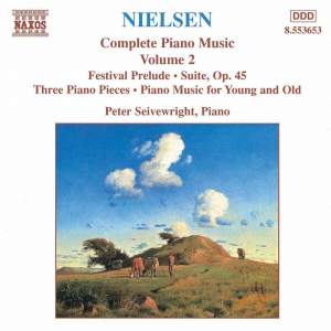 Nielsen: Piano Music, Vol. 2