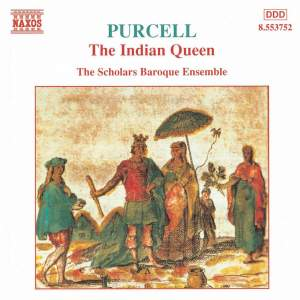 Purcell: The Indian Queen, Z630 Product Image
