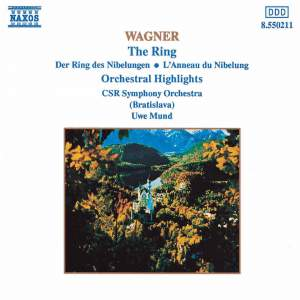 Wagner: The Ring (highlights) Product Image