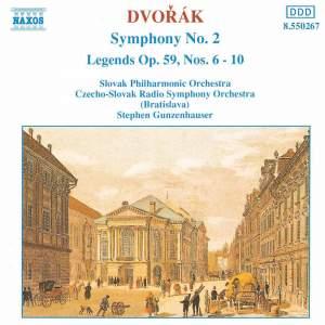 Dvorak: Symphony No. 2 & Legends Product Image