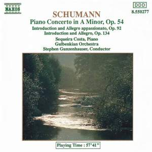 Schumann: Piano Concerto in A Minor Product Image