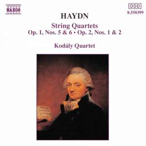 Haydn: Early String Quartets Product Image