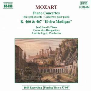 Mozart: Piano Concertos Nos. 20 & 21 Product Image