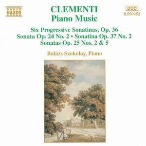 Clementi: Piano Music Product Image