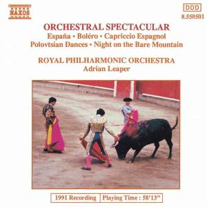 Orchestral Spectacular Product Image