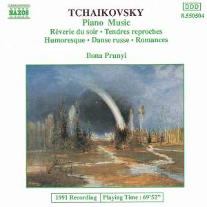 Tchaikovsky: Piano Music