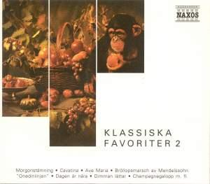Klassiska Favoriter, Vol. 2 Product Image