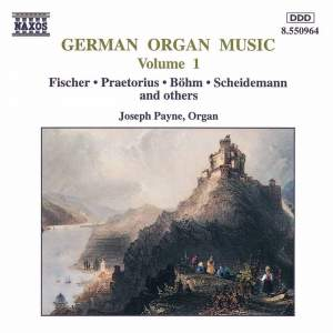 German Organ Music, Vol. 1