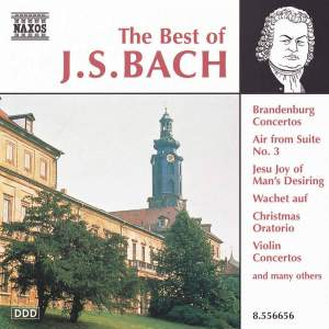 The Best of J S Bach Product Image