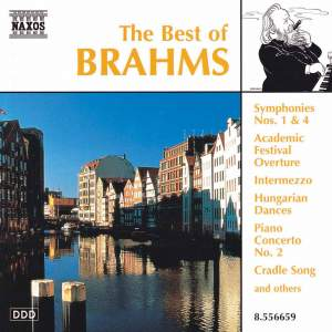 The Best of Brahms Product Image