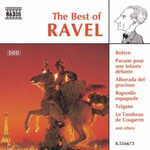 The Best of Ravel Product Image