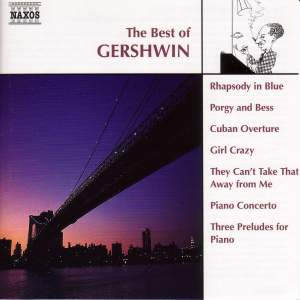 The Best of Gershwin Product Image