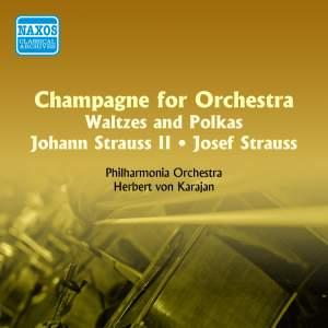 Strauss I & Strauss II: Waltzes and Polkas