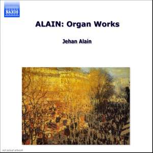 Jehan Alain: Organ Works Product Image