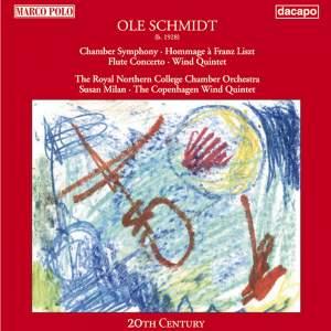Ole Schmidt: Orchestral Works