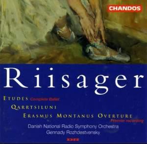 Knudåge Riisager: Chamber Music Product Image