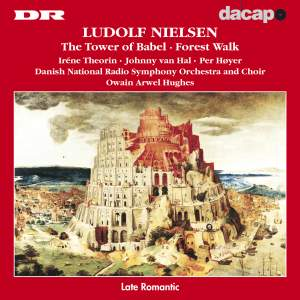 Ludolf Nielsen: The Tower of Babel & Forest Walk Product Image