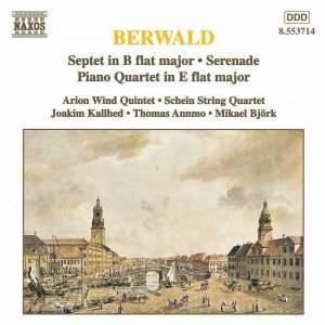 Berwald: Septet & Serenade