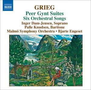 Grieg - Orchestral Music Volume 4