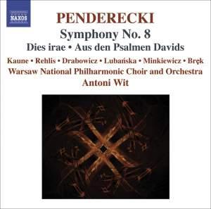 Penderecki: Symphony No. 8 Product Image