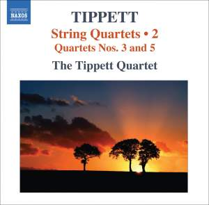 Tippett - String Quartets Volume 2 Product Image