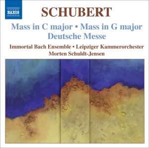 Schubert: Mass No  2 in G major, D167 (page 1 of 3) | Presto