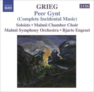 Grieg - Orchestral Music Volume 5 Product Image