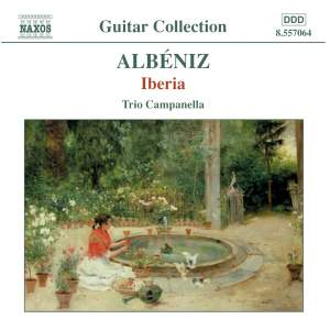 Albéniz: Iberia, books 1-4 (complete) Product Image