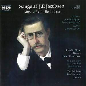 Sange af J.P. Jacobsen