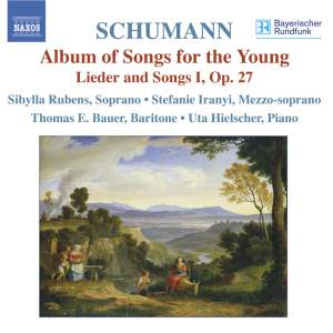 Schumann: Complete Lieder Volume 3 Product Image