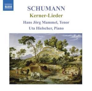 Schumann: Complete Lieder Volume 4