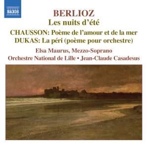 Berlioz: Les Nuits d'été, Op. 7, etc. Product Image