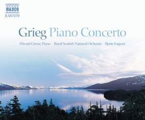 Grieg - Orchestral Music Volume 1 Product Image