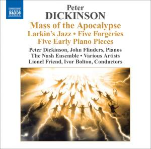 Peter Dickinson - Mass of the Apocalypse Product Image
