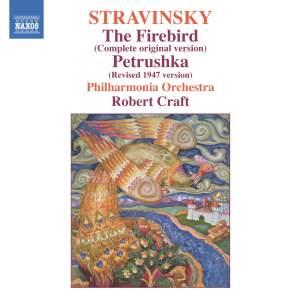Stravinsky: The Firebird & Petrushka Product Image
