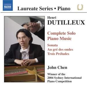 Piano Recital: John Chen Product Image