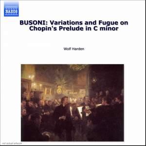 Busoni - Piano Music Volume 2 Product Image