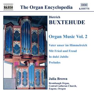 Buxtehude - Organ Music Volume 2 Product Image