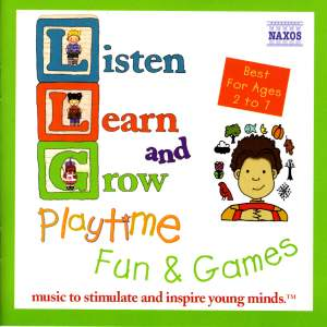 Listen, Learn and Grow: Playtime Fun and Games