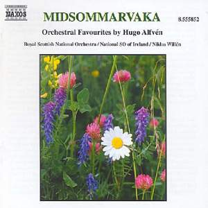 Midsommarvaka: Orchestral Favourites by Hugo Alfvén